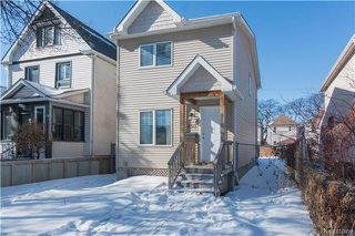 Photo 1: 550 Agnes Street in Winnipeg: Residential for sale (5A)  : MLS®# 1805036