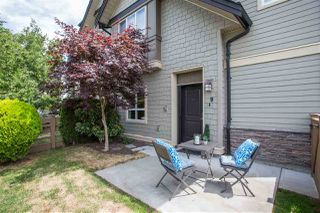 "Photo 1: 9 7140 RAILWAY Avenue in Richmond: Granville Townhouse for sale in ""CORNERSTONE"" : MLS®# R2247092"