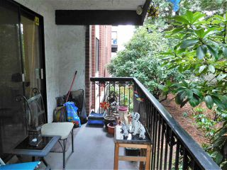 "Photo 12: 108 625 HAMILTON Street in New Westminster: Uptown NW Condo for sale in ""CASA DEL SOL"" : MLS®# R2247881"