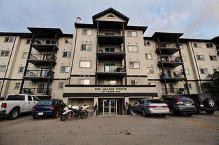 Main Photo: 413 2430 GUARDIAN Road in Edmonton: Zone 58 Condo for sale : MLS®# E4109102