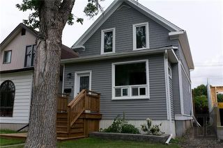 Photo 1: 193 Bertrand Street in Winnipeg: St Boniface Residential for sale (2A)  : MLS®# 1820210