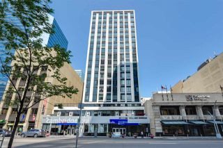 Main Photo: 1507 10024 JASPER Avenue in Edmonton: Zone 12 Condo for sale : MLS®# E4123428