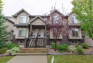 Main Photo: 31 4731 TERWILLEGAR Common NW in Edmonton: Zone 14 Townhouse for sale : MLS®# E4129074