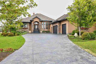 Main Photo: 6 Riverridge Crescent: Rural Sturgeon County House for sale : MLS®# E4132315