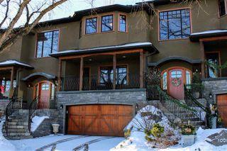 Main Photo: 10078 94 Street in Edmonton: Zone 13 Townhouse for sale : MLS®# E4137061