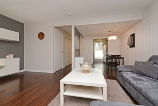 Photo 4: 6 300 DECAIRE Street in Coquitlam: Maillardville Townhouse for sale : MLS®# R2330363