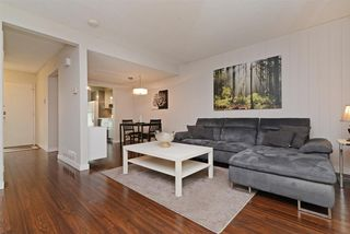Photo 3: 6 300 DECAIRE Street in Coquitlam: Maillardville Townhouse for sale : MLS®# R2330363