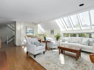 Photo 6: 1735 LARCH Street in Vancouver: Kitsilano Townhouse for sale (Vancouver West)  : MLS®# R2330444
