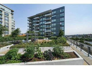 """Photo 15: 718 159 W 2ND Avenue in Vancouver: False Creek Condo for sale in """"Tower Green At West"""" (Vancouver West)  : MLS®# R2336670"""