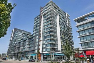 "Main Photo: 718 159 W 2ND Avenue in Vancouver: False Creek Condo for sale in ""Tower Green At West"" (Vancouver West)  : MLS®# R2336670"