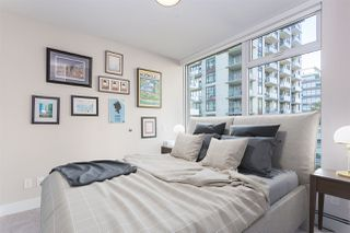 """Photo 11: 718 159 W 2ND Avenue in Vancouver: False Creek Condo for sale in """"Tower Green At West"""" (Vancouver West)  : MLS®# R2336670"""