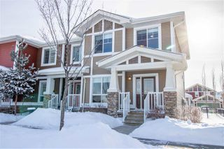 Photo 2: 2673 SIR ARTHUR CURRIE Way in Edmonton: Zone 27 Townhouse for sale : MLS®# E4143491