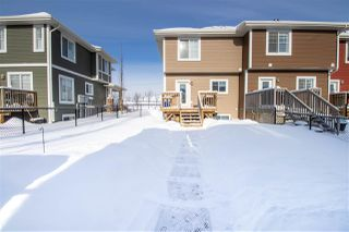 Photo 26: 2673 SIR ARTHUR CURRIE Way in Edmonton: Zone 27 Townhouse for sale : MLS®# E4143491