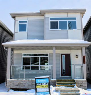 Main Photo: 2527 CASEY Way in Edmonton: Zone 55 House for sale : MLS®# E4143952
