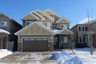 Main Photo: 3095 CAMERON HEIGHTS Way in Edmonton: Zone 20 House for sale : MLS®# E4144094