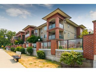"""Main Photo: 314 19774 56 Avenue in Langley: Langley City Condo for sale in """"Madison Station"""" : MLS®# R2344693"""