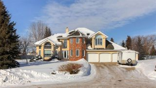 Main Photo: 269 ESTATE Drive: Sherwood Park House for sale : MLS®# E4146533