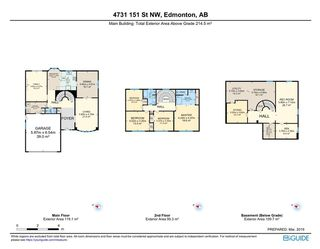 Photo 30: 4731 151 Street in Edmonton: Zone 14 House for sale : MLS®# E4149041