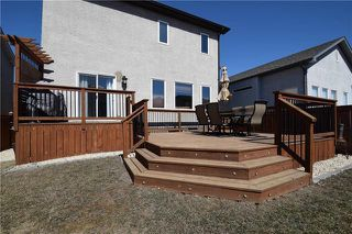 Photo 19: 38 Baptiste Tourond Road in Winnipeg: Sage Creek Residential for sale (2K)  : MLS®# 1908690