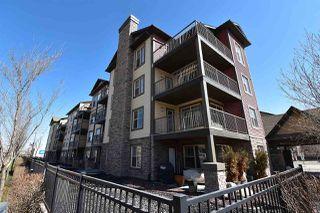 Main Photo: 213 103 AMBLESIDE Drive in Edmonton: Zone 56 Condo for sale : MLS®# E4153793