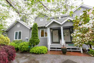 "Main Photo: 1570 BOWSER Avenue in North Vancouver: Norgate Townhouse for sale in ""Illahee"" : MLS®# R2363126"