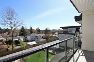"Photo 2: 418 12070 227 Street in Maple Ridge: East Central Condo for sale in ""STATION ONE"" : MLS®# R2364087"