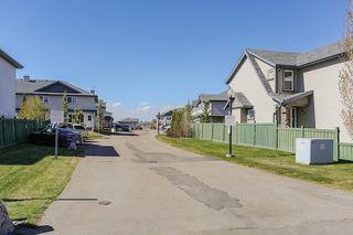 Photo 2: 55 2565 HANNA Crescent in Edmonton: Zone 14 House Half Duplex for sale : MLS®# E4155045