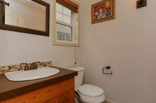 Photo 5: 55 2565 HANNA Crescent in Edmonton: Zone 14 House Half Duplex for sale : MLS®# E4155045