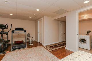 Photo 27: 55 2565 HANNA Crescent in Edmonton: Zone 14 House Half Duplex for sale : MLS®# E4155045