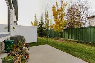 Photo 18: 55 2565 HANNA Crescent in Edmonton: Zone 14 House Half Duplex for sale : MLS®# E4155045