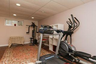Photo 26: 55 2565 HANNA Crescent in Edmonton: Zone 14 House Half Duplex for sale : MLS®# E4155045