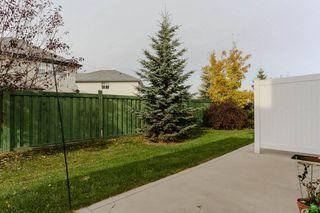 Photo 17: 55 2565 HANNA Crescent in Edmonton: Zone 14 House Half Duplex for sale : MLS®# E4155045