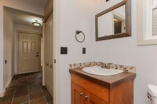 Photo 22: 55 2565 HANNA Crescent in Edmonton: Zone 14 House Half Duplex for sale : MLS®# E4155045
