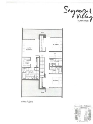 """Photo 20: 25 3596 SALAL Drive in North Vancouver: Roche Point Townhouse for sale in """"SEYMOUR VILLAGE 2"""" : MLS®# R2365815"""