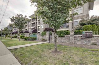 "Main Photo: 307 12238 224 Street in Maple Ridge: East Central Condo for sale in ""URBANO"" : MLS®# R2378332"