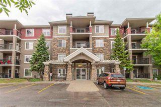 Main Photo: 117 2098 BLACKMUD CREEK Drive in Edmonton: Zone 55 Condo for sale : MLS®# E4161660