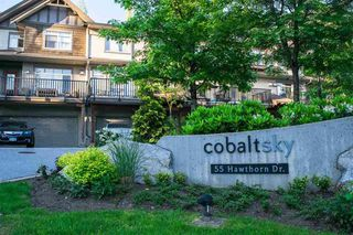 "Photo 20: 41 55 HAWTHORN Drive in Port Moody: Heritage Woods PM Townhouse for sale in ""Cobalt Sky"" : MLS®# R2385326"