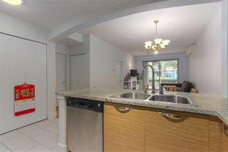 "Photo 3: 106 7488 BYRNEPARK Walk in Burnaby: South Slope Condo for sale in ""GREEN BY ADERA"" (Burnaby South)  : MLS®# R2385440"