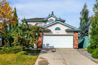 Main Photo: 796 BLACKBURN Place in Edmonton: Zone 55 House for sale : MLS®# E4175031