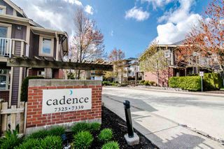 "Photo 1: 306 7337 MACPHERSON Avenue in Burnaby: Metrotown Condo for sale in ""CADENCE"" (Burnaby South)  : MLS®# R2413806"