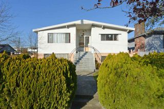 Main Photo: 807 E 59TH Avenue in Vancouver: South Vancouver House for sale (Vancouver East)  : MLS®# R2418030
