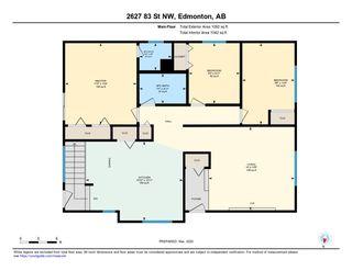 Photo 29: 2627 83 Street NW in Edmonton: Zone 29 House for sale : MLS®# E4189408