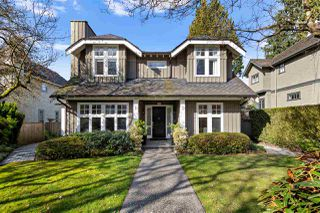 Main Photo: 6037 TRAFALGAR Street in Vancouver: Kerrisdale House for sale (Vancouver West)  : MLS®# R2445547