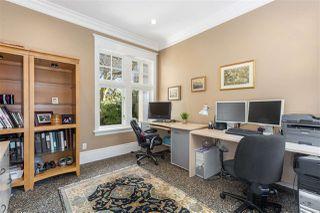 Photo 18: 6037 TRAFALGAR Street in Vancouver: Kerrisdale House for sale (Vancouver West)  : MLS®# R2445547