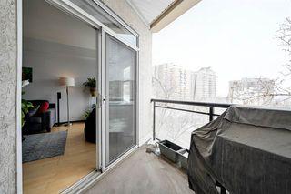 Photo 20: 402 10503 98 Avenue in Edmonton: Zone 12 Condo for sale : MLS®# E4193104