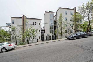 Photo 23: 402 10503 98 Avenue in Edmonton: Zone 12 Condo for sale : MLS®# E4193104