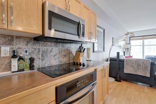 Photo 7: 402 10503 98 Avenue in Edmonton: Zone 12 Condo for sale : MLS®# E4193104