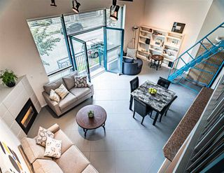 """Main Photo: 207 2001 WALL Street in Vancouver: Hastings Condo for sale in """"CANNERY ROW"""" (Vancouver East)  : MLS®# R2495275"""