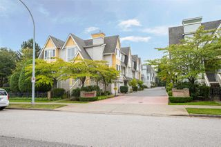 "Main Photo: 50 16388 85 Avenue in Surrey: Fleetwood Tynehead Townhouse for sale in ""CAMELOT VILLAGE"" : MLS®# R2500072"