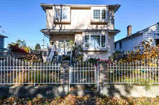 Main Photo: 2771 E 27TH Avenue in Vancouver: Renfrew Heights House for sale (Vancouver East)  : MLS®# R2518428